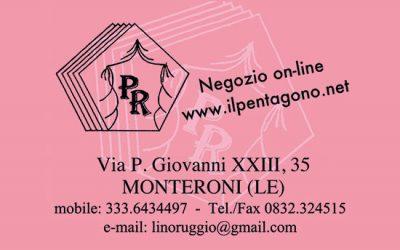Acquista da ilpentagono.net le offerte della settimana!